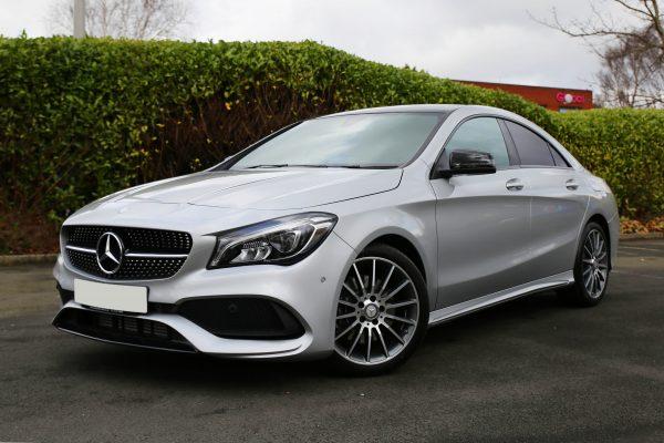 Mercedes CLA CLASS DIESEL COUPE CLA 220d AMG Line 4dr Tip Auto