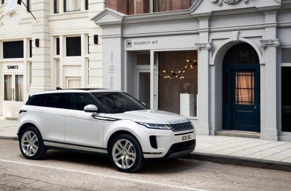 Range Rover Evoque First Edition