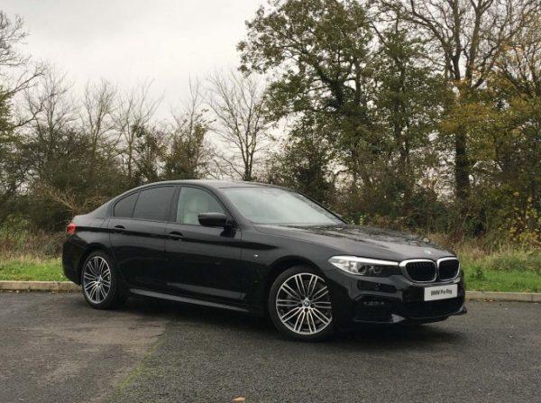 BMW 5 Series G30 Saloon 520i 2.0 M Sport