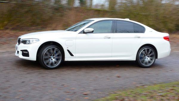 BMW 530E PHEV M-SPORT 2.0E Saloon