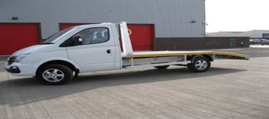 LDV Car Transporter 2.5L 136PS 6 Speed