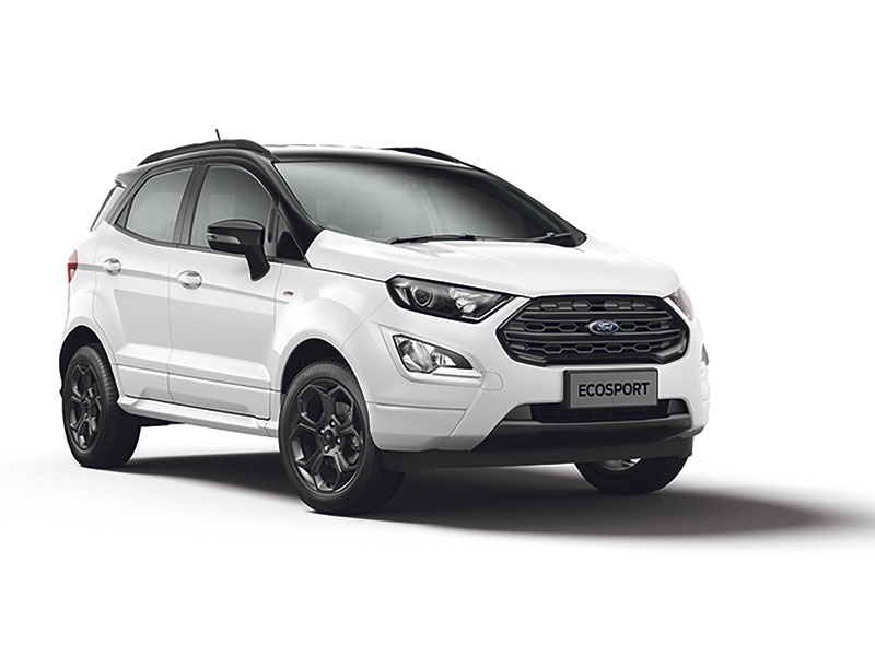 Ford Ecosport 5 Door Hatch 1.0 Ecoboost 125 ST Line 19B
