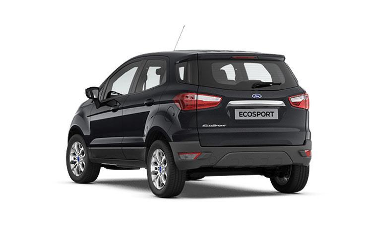 Ford Ecosport 5 Door Hatch 1.0 Ecoboost 100 Zetec 19B