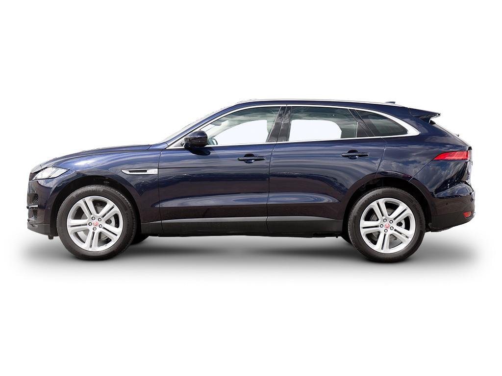 Jaguar F Pace Diesel Estate2.0D Prestige 5 door Auto AWD