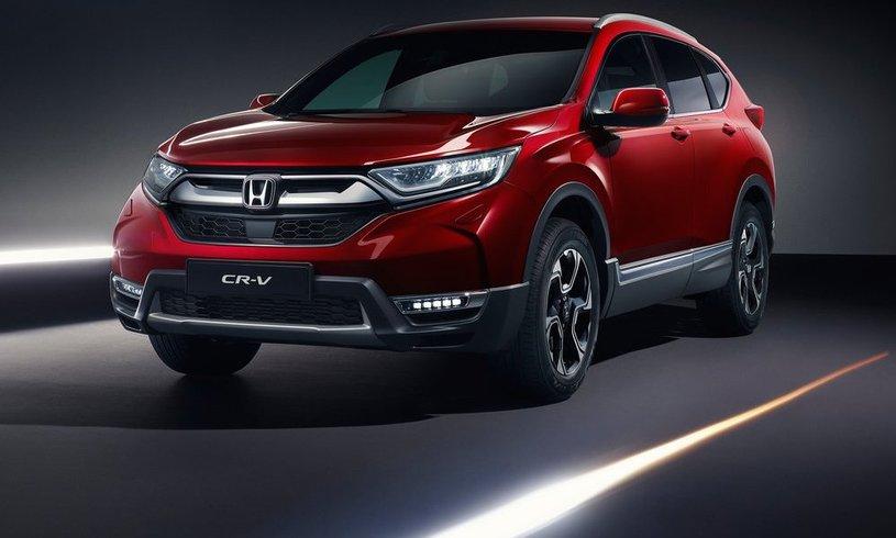Honda CR-V Hybrid SUV 2.0i MMD (2WD) S 5 Door eCVT