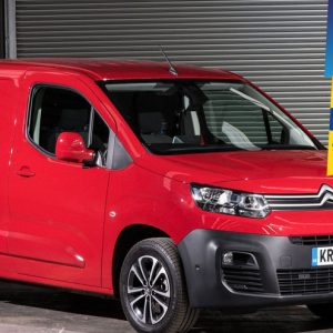 Citroen Berlingo 1000M Pure Tech 110hp Enterprise