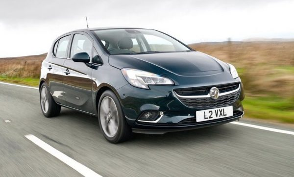 Vauxhall Corsa Hatch SRI VX Line