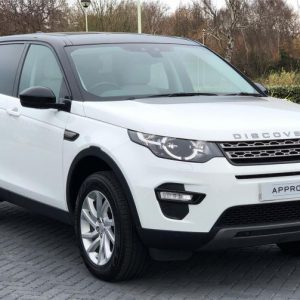 Land Rover Discovery Sport D180 5 Door Auto