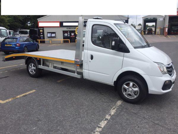 LDV Car Transporter