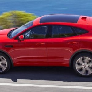 Jaguar E Pace 2020 MY D150 (2.0D i4 180ps) AWD Chequered Flag