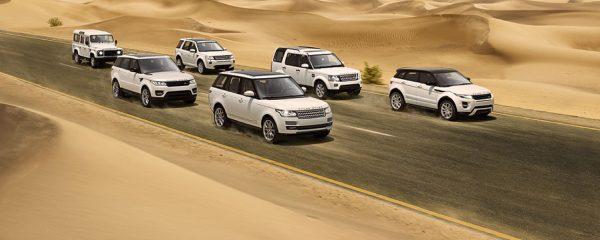 Land Rover Range Rover models - Discovery, Range Rover, Evoque, Velar