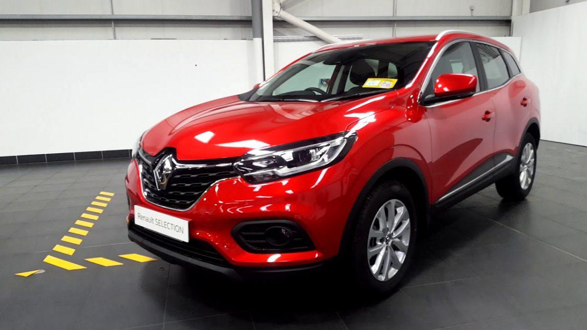 Renault Kadjar Iconic TCE 140