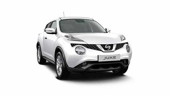 nissan juke acenta 1.6 112 Manual