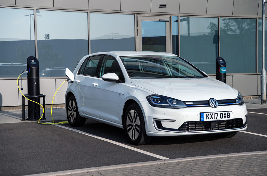 Volkswagen E-Golf 35kwh 136PS Auto